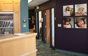Clinic Reception Area